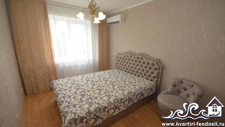 2-комнатная квартира в Феодосии-ул. Дружбы, 20