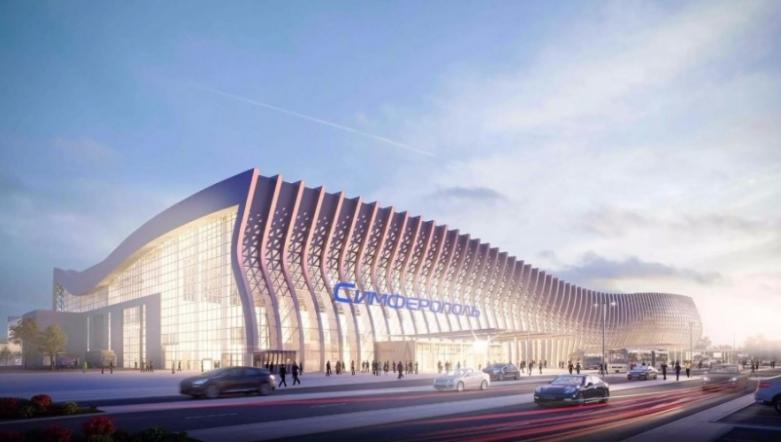 Новый терминал аэропорта Симферополь начал работу с 16 апреля 2018 года:подробности