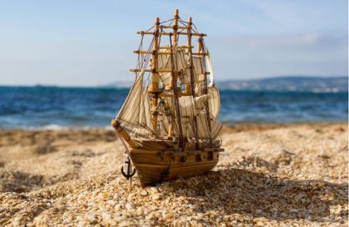 Пляжи в Береговом-Золотой пляж