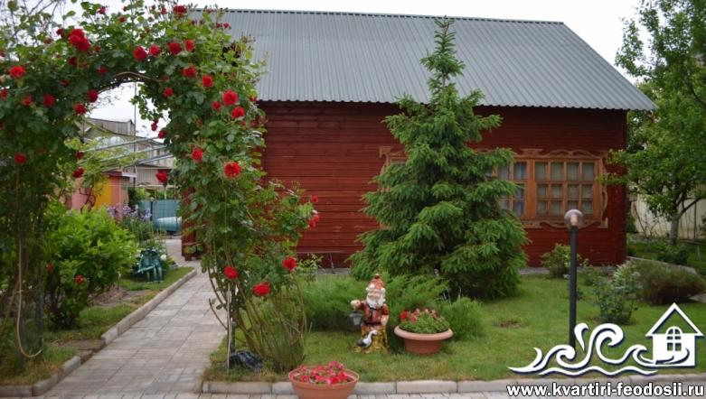5-комнатный Деревянный коттедж в Береговом-ул. Интернациональная