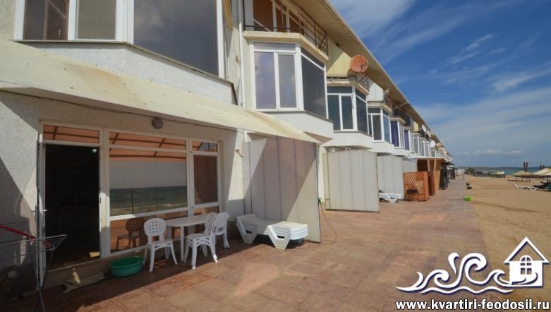 Коттедж под ключ у моря 3-комнатный на 4 этажа на Песчаной балке