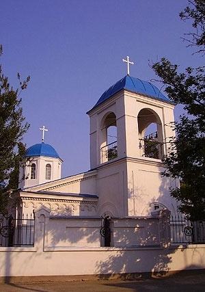Введенская церковь культовое сооружение, VII-IХ вв.