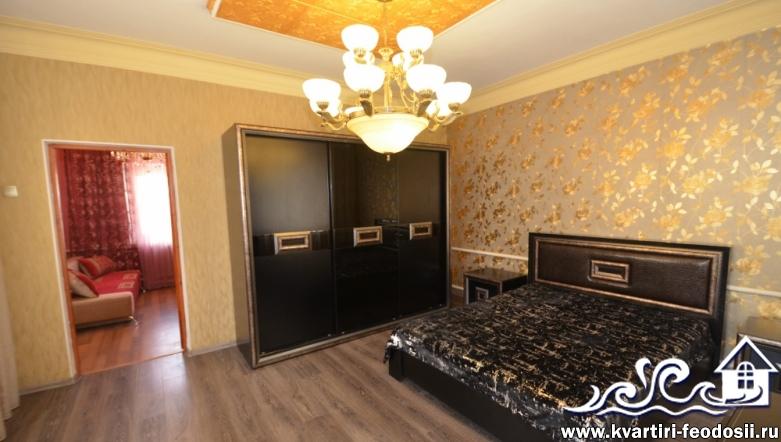 3-комнатный Дом люкс в Феодосии-ул.Насыпная