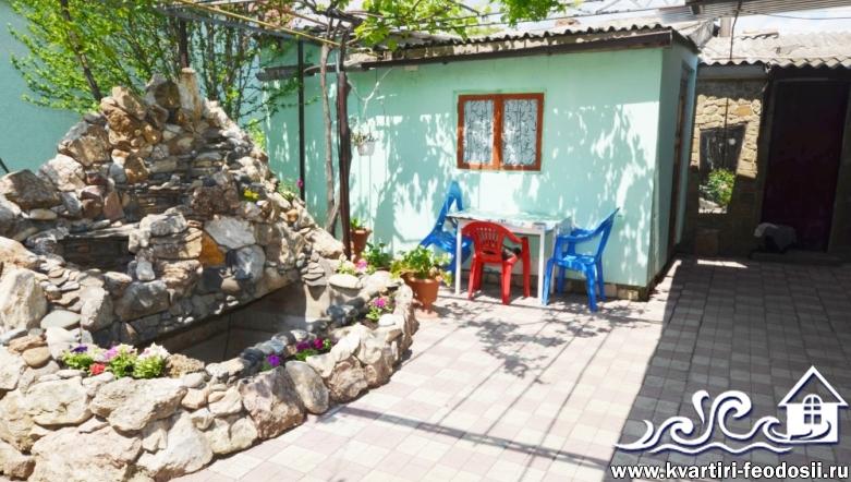2-комнатный Дом в Феодосии-ул. Насыпная