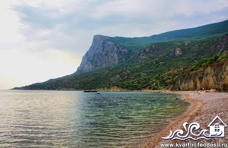 Бухта пляжа Ласпи