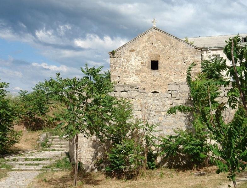 Церковь Иоанна Богослова культовое сооружение, XIV в.