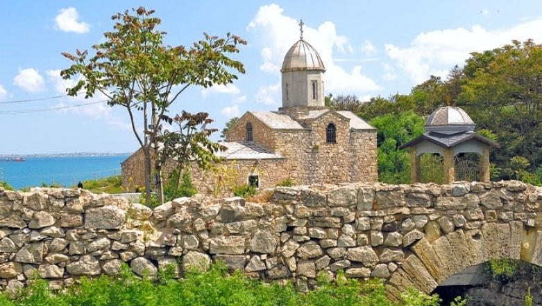 Церковь Иверской Божией Матери культовое сооружение, XIV в.