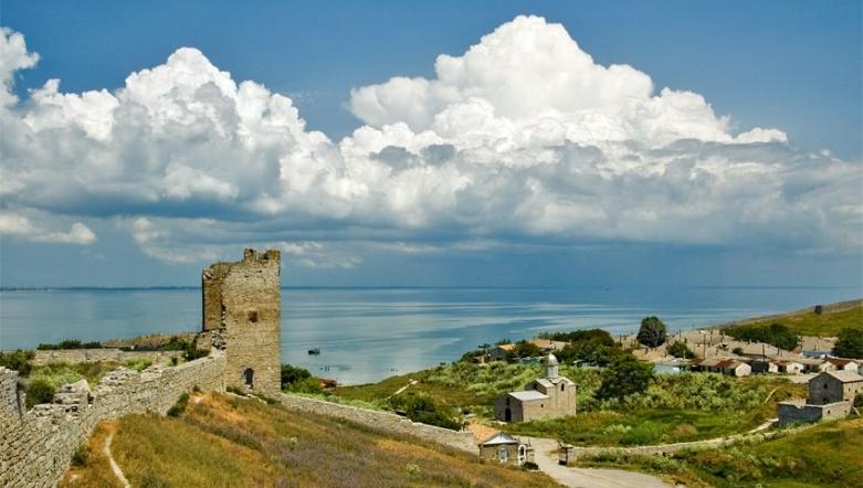 Генуэзская крепость или крепость Кафа