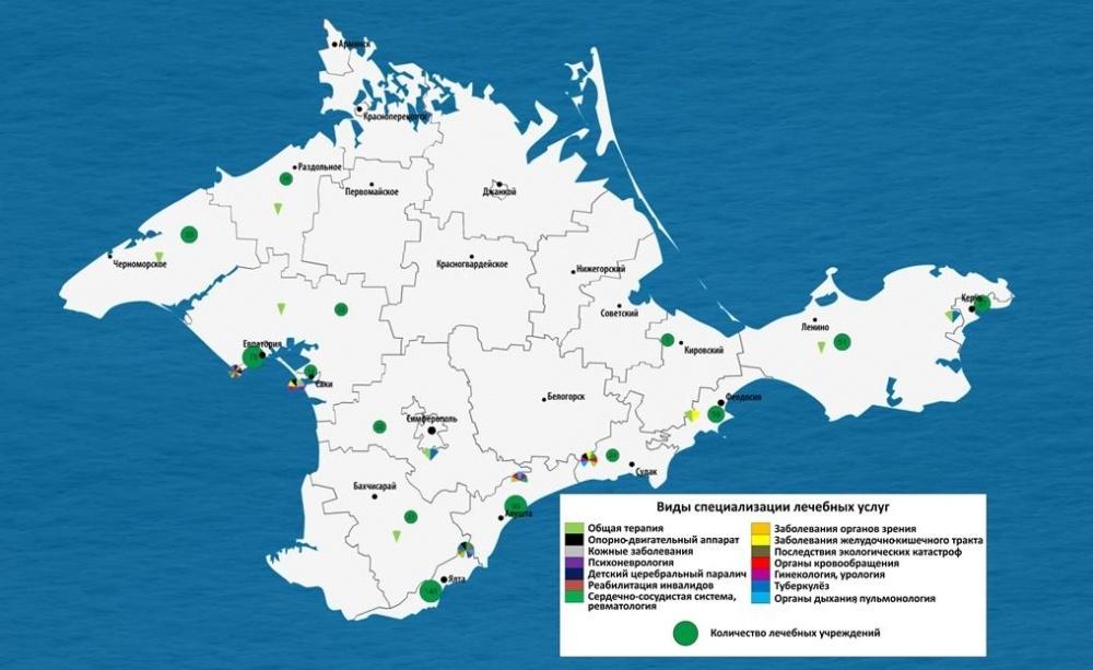 Феодосия вошла в тройку лидеров в рейтинге пляжных курортов России