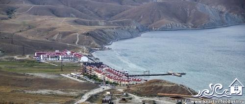 снять дом у моря в Крыму