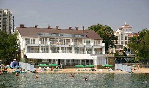 Пляж гостиницы Форт-Нокс