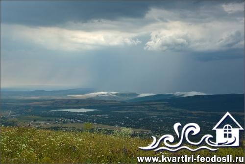 Агармыш горный массив в Крыму