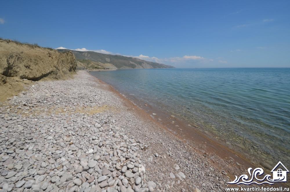 Пляж эллингов Старт в Орджоникидзе