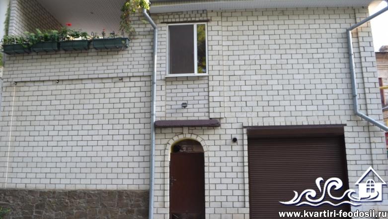 Дом на ул. Карла Маркса Феодосия, 2-комнатный