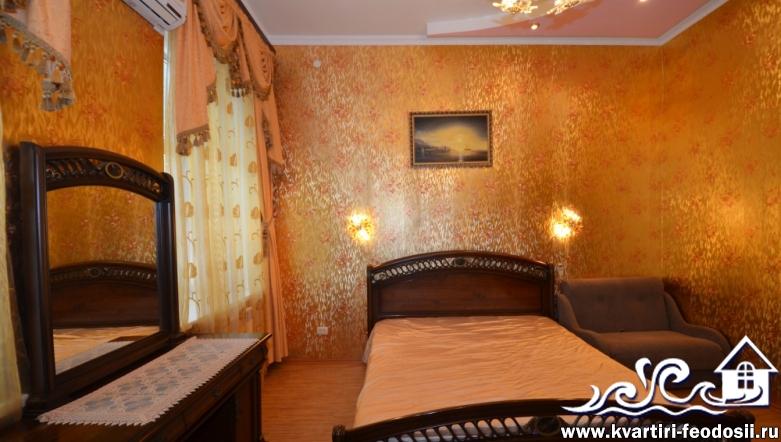 1-комнатная квартира в Феодосии-ул. Победы,12