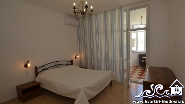 1-комнатная квартира №14а-ул. Черноморская набережная,1-В
