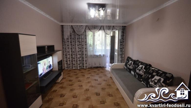 1-комнатная квартира в Феодосии-ул.Одесская, 4