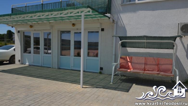 1-комнатные апартаментиы в Феодосии-ул. Черноморская набережная,1-Е