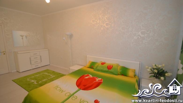 2-комнатная квартира в Феодосии-ул. Боевая, 4