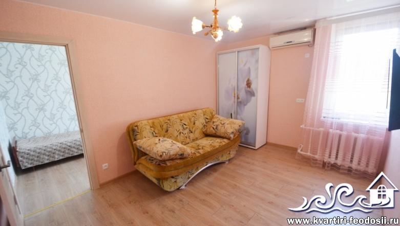 Квартира 2 комнаты под ключ-бул. Старшинова, 23