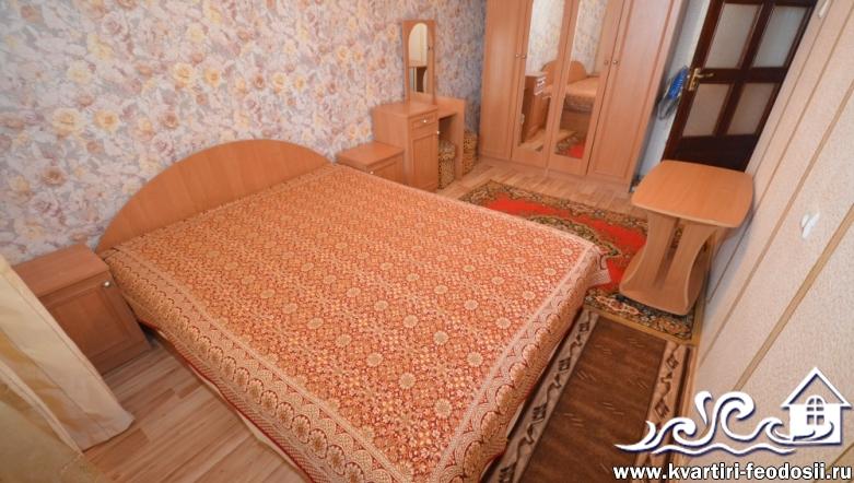 2-комнатная квартира в Феодосии-ул. Строительная,1