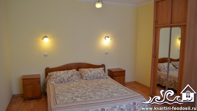 Два 1-комнатных Домика в Феодосии-ул. Семашко