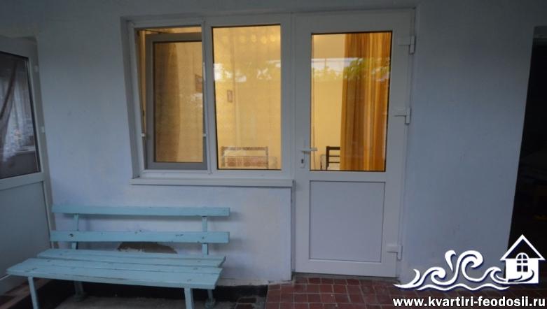 1-комнатный дом ЭКОНОМ в Феодосии-ул. Прокопенко
