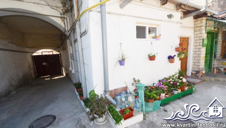Дом в Феодосии посуточная аренда 3 комнаты-пер. Беломорский