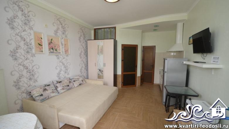 2-комнатные апартаменты №1002-ул. Черноморская набережная, 1-Е