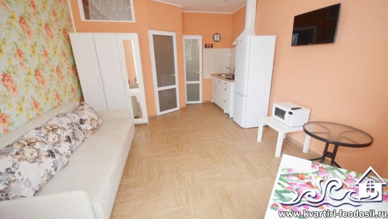 2-комнатные апартаменты №1005-ул. Черноморская набережная, 1-Е