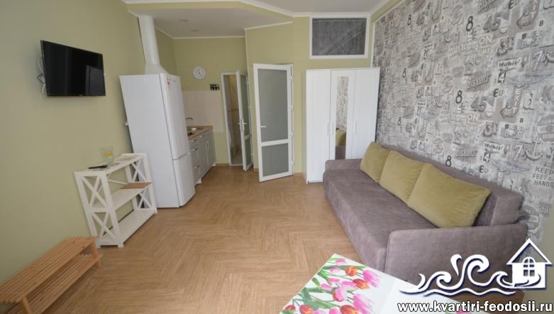 2-комнатные апартаменты №1006-ул. Черноморская набережная, 1-Е