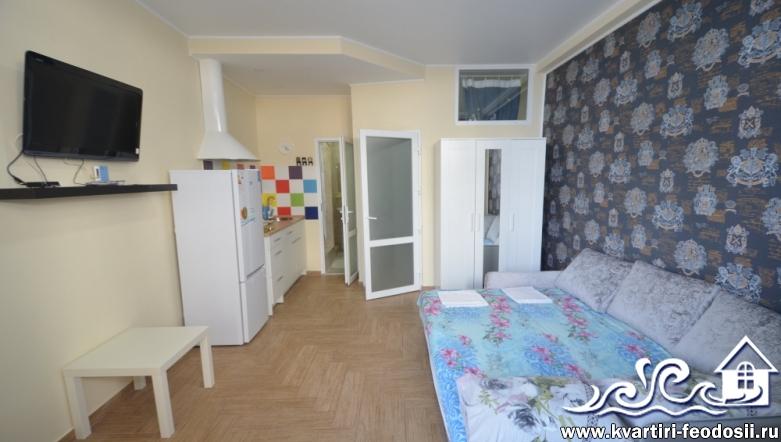 2-комнатные апартаменты №1008-ул. Черноморская набережная, 1