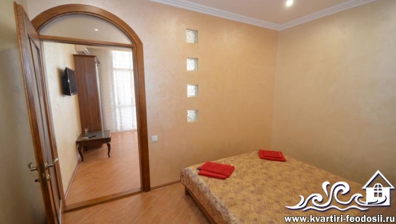 Снять квартиру у моря Апартаменты №4 люкс