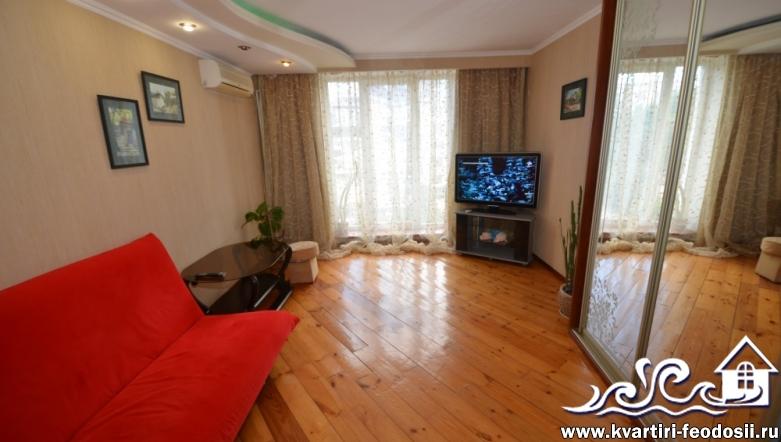 2-комнатная квартира в Феодосии-ул. Федько,1А