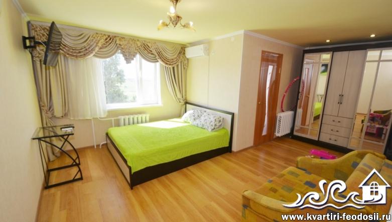 Сдам двухкомнатную квартиру в Феодосии-ул. Дружбы, 30-А