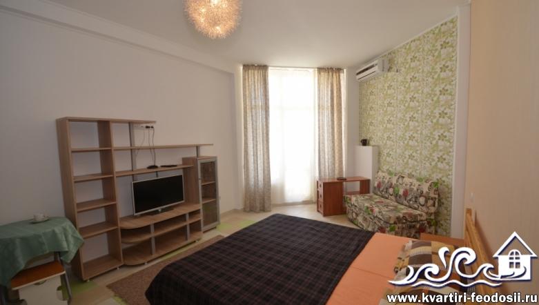 1-комнатная квартира №12-ул. Черноморская набережная,1