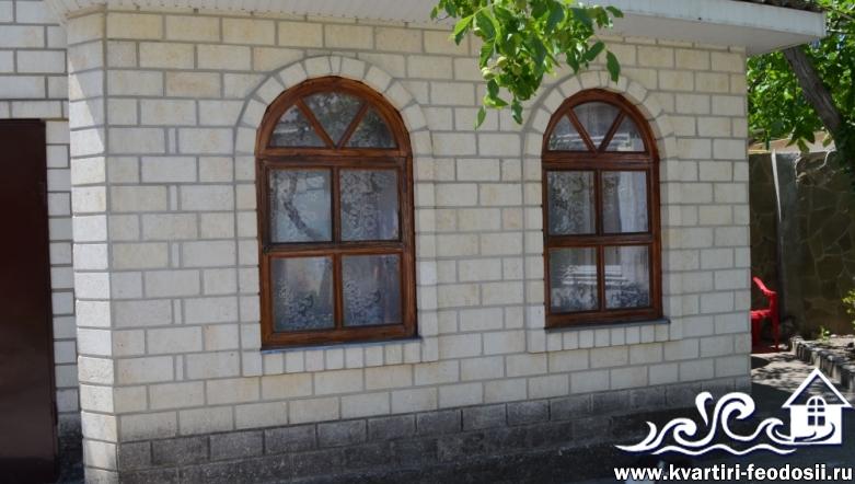 1-комнатный домик в Феодосии-ул. Зерновская