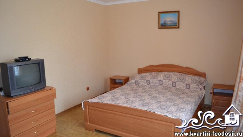 1-комнатная квартира в Феодосии-ул. Крымская,31