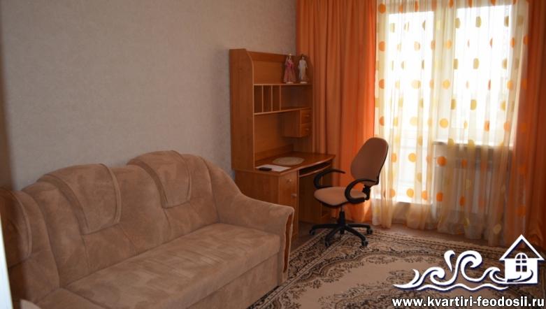 2-комнатная квартира в Феодосии- Симферопольское шоссе,24 В