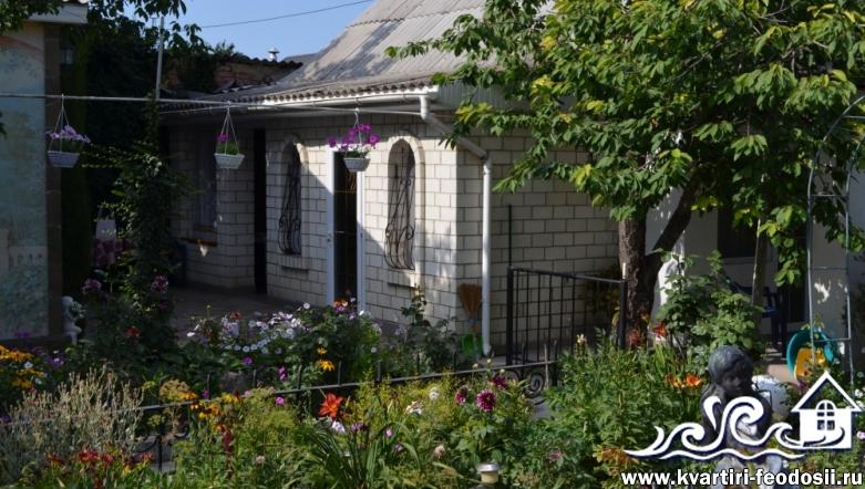 2-комнатный ДОМ в Феодосии-ул. Зерновская
