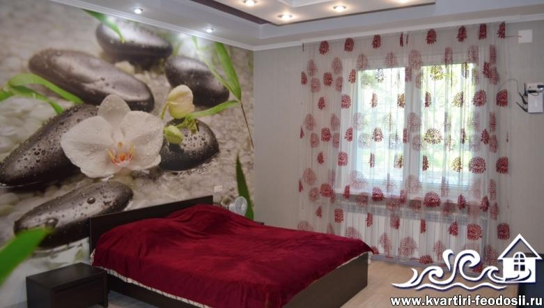 1-комнатная квартира-студия в Феодосии-ул. Федько,39