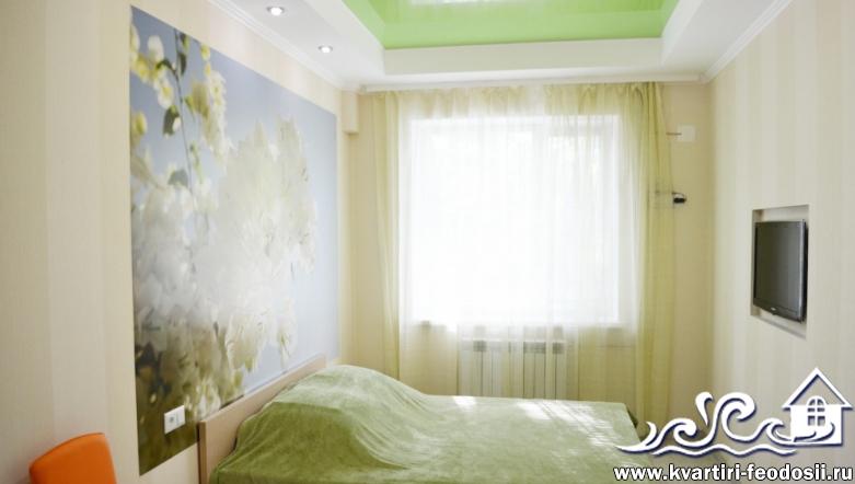 1-комнатная квартира в Феодосии-ул.Федько,39 – на четыре спальных места (2+2)