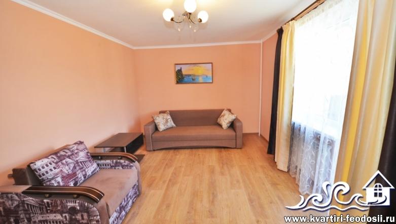 1-комнатная квартира в Коктебеле-пер. Долинный 15-А