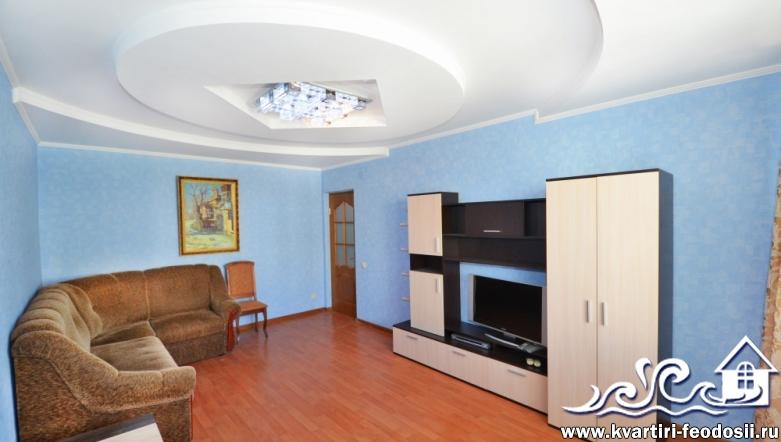 3-комнатная квартира в Коктебеле-пер.Долинный, 15-А