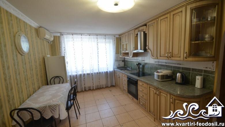2-комнатная квартира в Коктебеле-ул. Ленина, 130