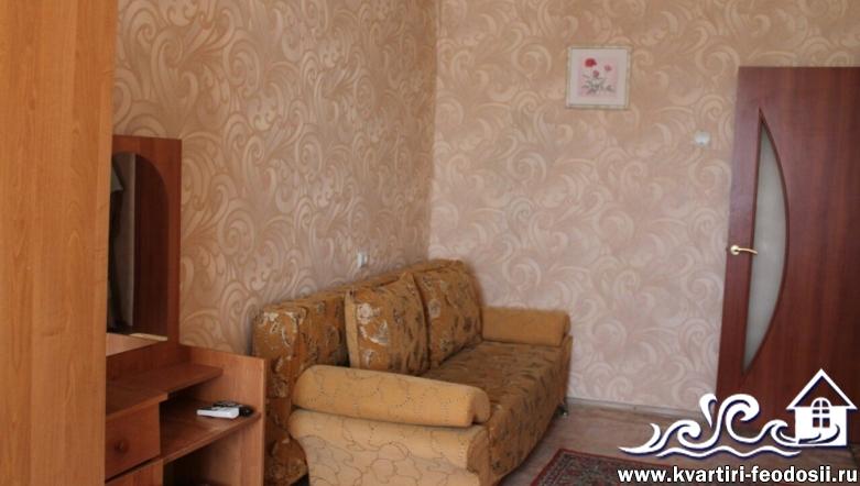 2-комнатная квартира в Коктебеле-ул.Ленина,123