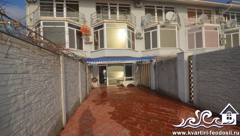 Коттедж целиком у моря 3-комнатный на 4 этажа на Песчаной балке
