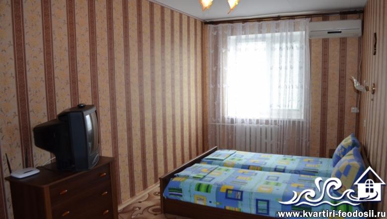 2-комнатная квартира в Орджоникидзе-ул. Бондаренко,15