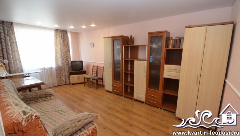 2-комнатная квартира в Орджоникидзе-ул.Нахимова,19