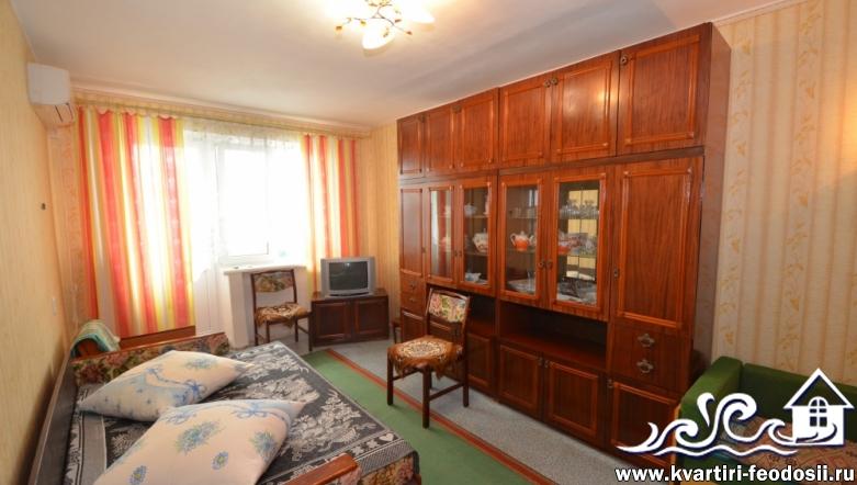 1-комнатная квартира в Приморском-ул. Юбилейная,5